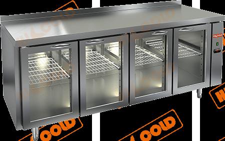 Стол холодильный (без агрегата)  HICOLD  SNG 1111 HT P