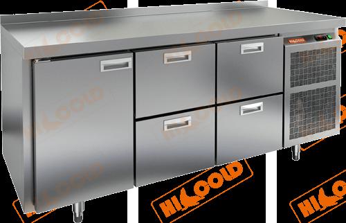 Стол холодильный  HICOLD  BN 122/TN