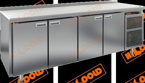 Стол холодильный  HICOLD  BN 1111/TN полипропилен