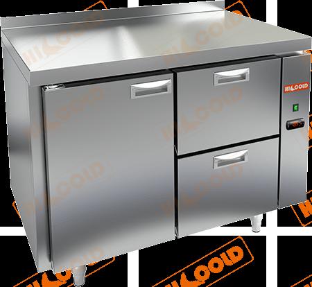 Стол холодильный (без агрегата)  HICOLD  SN 12/TN P