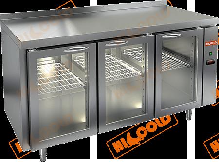 Стол холодильный (без агрегата)  HICOLD  GNG 111 HT P