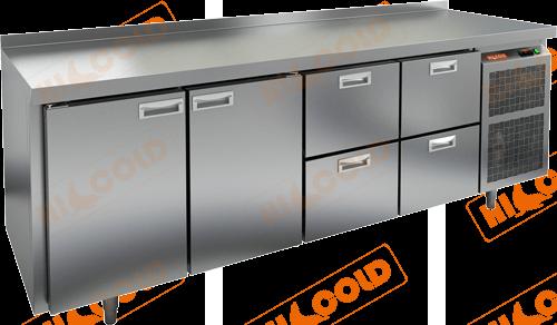 Стол холодильный  HICOLD  SN 1122/TN