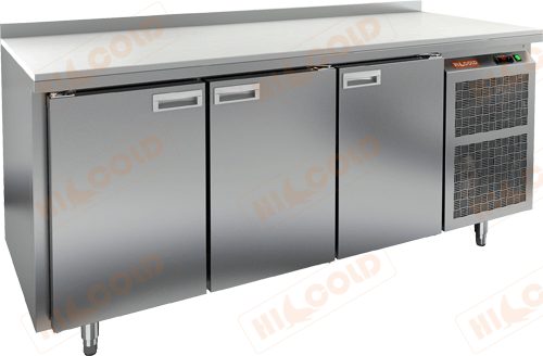Стол холодильный  HICOLD  SN 111/TN полипропилен