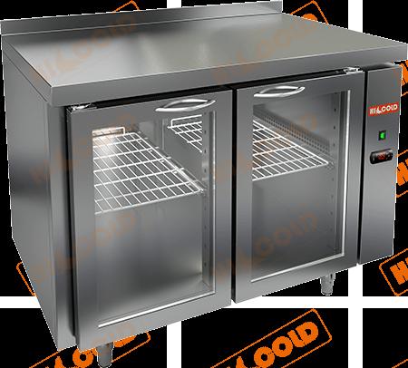 Стол холодильный (без агрегата)  HICOLD  SNG 11 HT P