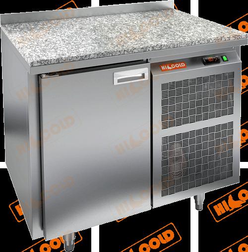 Стол холодильный  HICOLD  SN 1/TN  камень