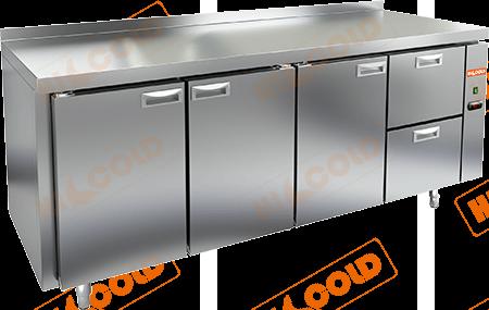 Стол холодильный (без агрегата)  HICOLD  SN 1112/TN P