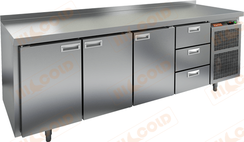 Стол холодильный  HICOLD  SN 1113/TN