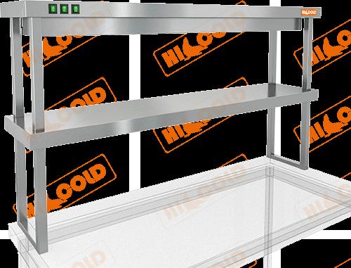 Полка тепловая комбинированная  HICOLD  TP2K-14/3