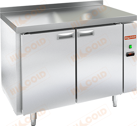 Стол морозильный с полимерным покрытием (без агрегата)  HICOLD  SN 11/BT W P