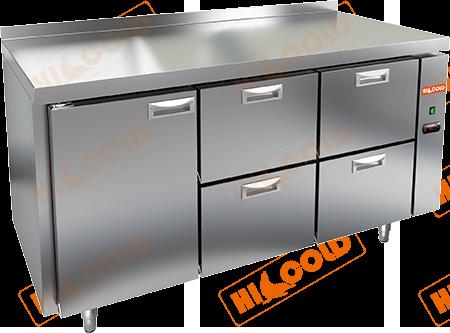Стол холодильный (без агрегата)  HICOLD  SN 122/TN P