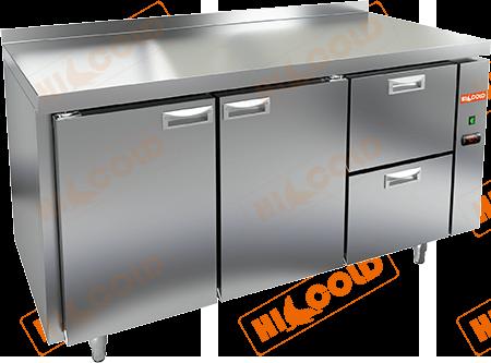 Стол холодильный (без агрегата)  HICOLD  SN 112/TN P